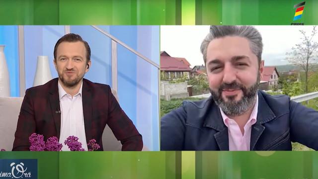 "Interviu cu Adrian Ursu despre ""SÂRBA DE LA PELINIA"""