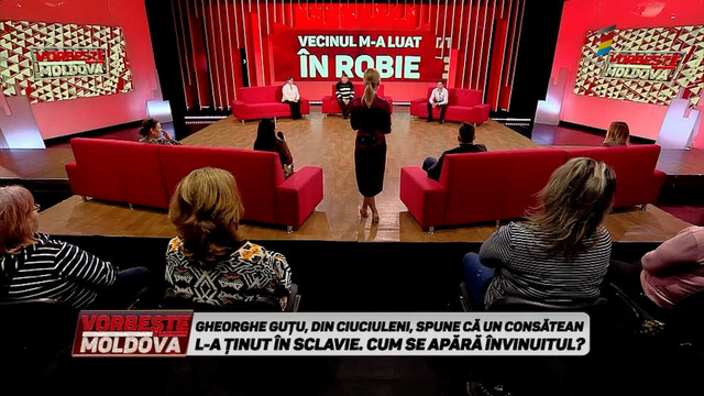 """Vorbește Moldova din 17 Iunie 2021. """"VECINUL M-A LUAT ÎN ROBIE"""" - Partea a 2-a"""
