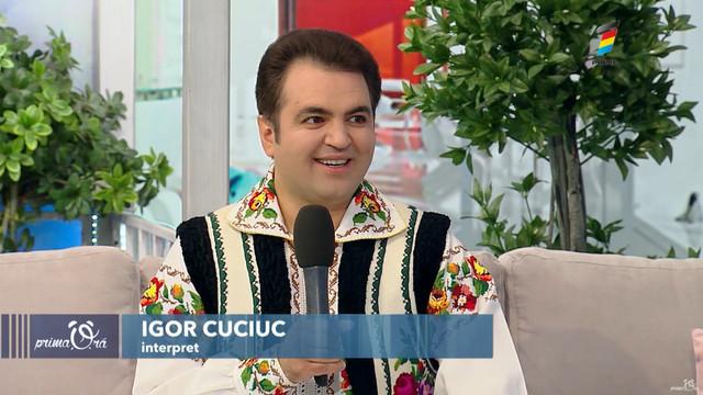 Igor Cuciuc, despre noi proiecte muzicale, vacanță și concertul pe care l-a susținut alături de Lia Taburcean
