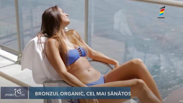 Vă doriți un bronz sexy și sănătos? Bronzul organic este soluția perfectă