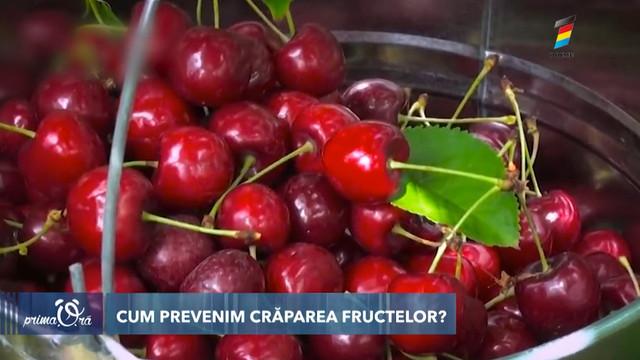 De ce crapă fructele și cum să previi acest proces