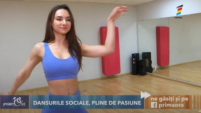 Dansează pe ritmuri latino! Ana Juratu, despre dansurile sociale, o pasiune pentru trup și suflet
