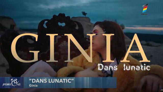 """""""Dans lunatic"""". GINIA a lansat o nouă piesă. Ascult-o și tu"""
