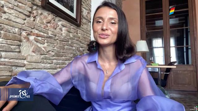 Interviu cu soprana Valentina Naforniță, despre primul spectacol de operă regizat: O experiență superbă