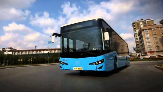 В Кишинев прибыли пять из ста новых автобусов, приобретенных мэрией
