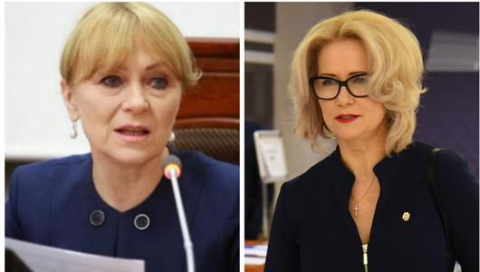 Депутата-социалиста Аллу Дарованную обязали извиниться перед советником президента Аллой Немеренко