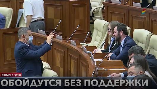 Наталья Гаврилица не рассчитывает на голоса депутатов от Блока коммунистов и социалистов и партии