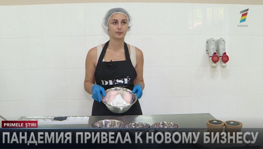 Алена Пронина и ее сладости без глютена