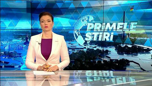Primele Știri — 4 August 2021, 18:00