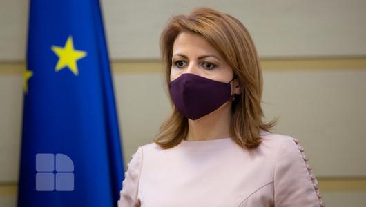 Fostul deputat, Arina Spătaru, nu a fost înregistrată în cursa electorală pentru funcția de primar de Bălți