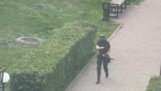 Atact armat la Universitatea din orașul rus Perm. Un student, înarmat până în dinți, a împușcat mortal opt oameni