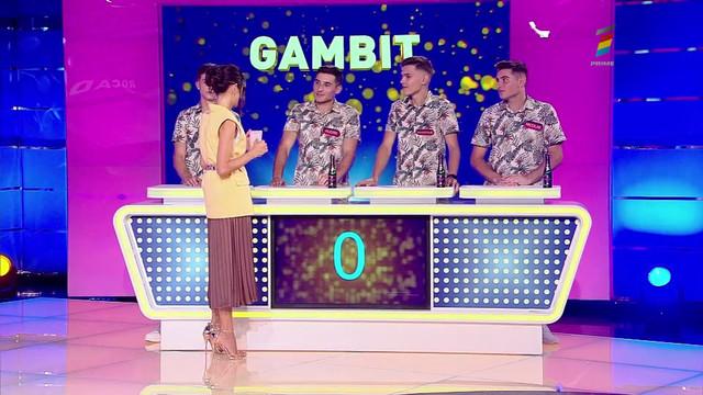 ROCADA vs GAMBIT 17 septembrie 2021. Partea a 2-a
