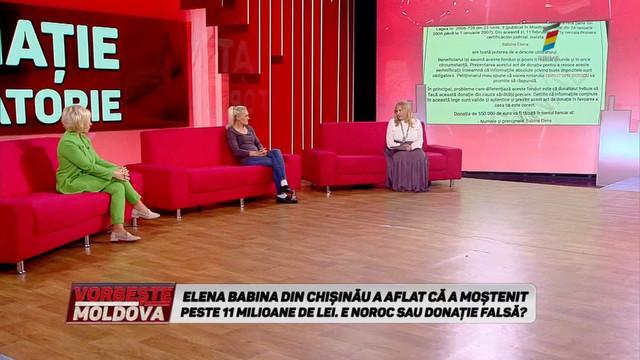 """Vorbește Moldova din 23 Septembrie 2021. """"DONAȚIE PE DATORIE"""" - Partea a 2-a"""