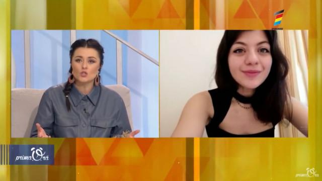 Interviu cu Alexandra Tîrșu, care a câștigat locul trei la Concursul Internațional de Vioară ARD