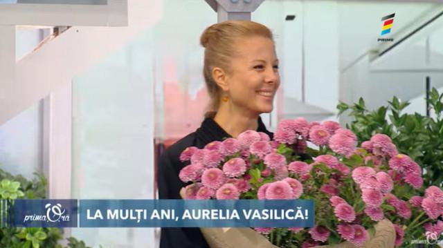 LA MULȚI ANI, Aurelia Vasilica! De ziua ei a revenit acasă, la PRIME