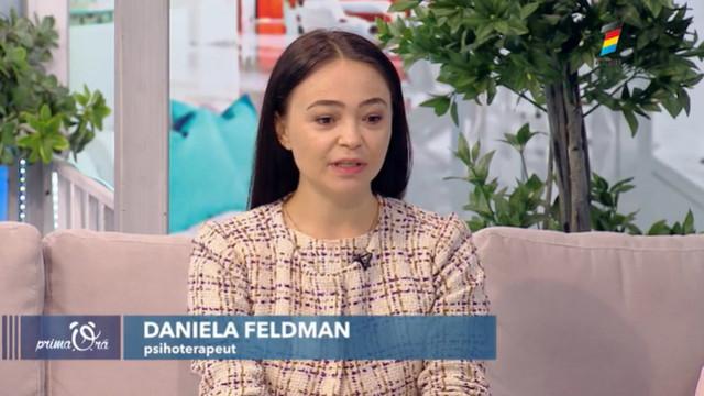 Psihoterapeutul Daniela Feldman, despre cauzele dependenței de ecrane de telefon sau televizor, la copii