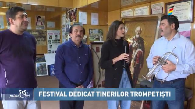Vino și tu la concursul-festival dedicat trompetiștilor și admiratorilor muzicii de trompetă. Detalii