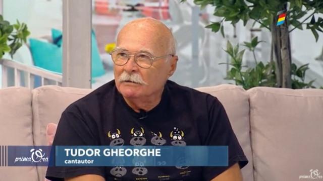 Interviu EXCLUSIV cu maestrul Tudor Gheorghe