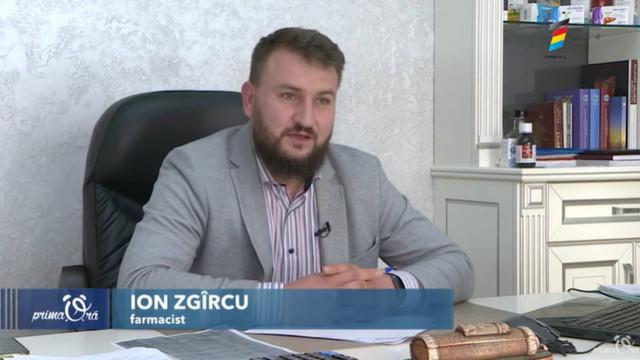 Farmacist și moderator la nunți. Povestea lui Ion Zgârcu