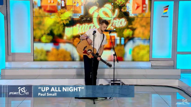 Paul Small - Up all night