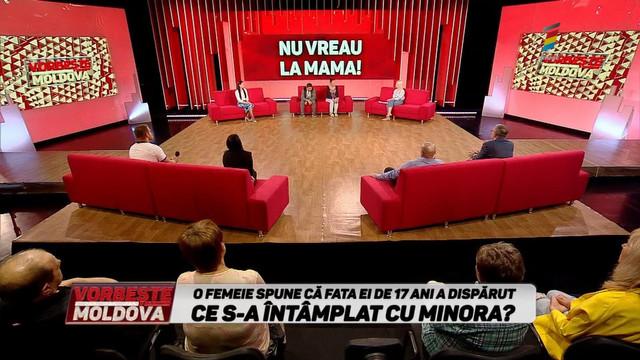 """Vorbește Moldova din 28 Septembrie 2021. """"NU VREAU LA MAMA! CONTINUARE"""" - Partea 1"""