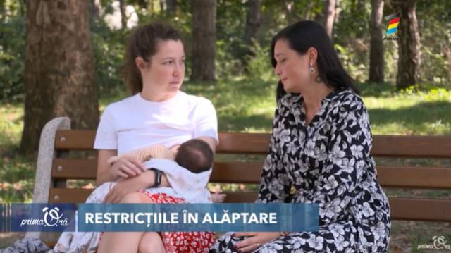 Expertul Olga Gutium, despre reguli și restricții în alăptare