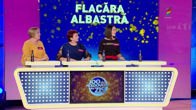 FLACĂRA ALBASTRĂ vs POFTĂ BUNĂ 25 septembrie 2021. Partea 1