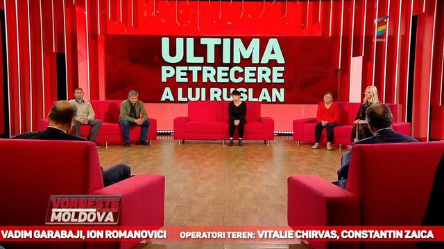 """Vorbește Moldova din 16 Septembrie 2021. """"ULTIMA PETRECERE A LUI RUSLAN"""" - Partea a 2-a"""