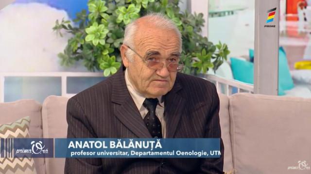 Anatol Bălănuță, explică ce se întâmplă cu poama în acest an: E ceva deosebit
