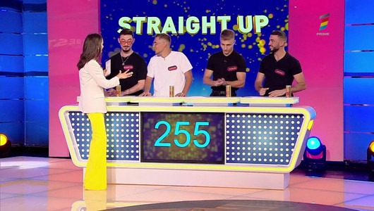THE BEST vs STRAIGHT UP 22 octombrie 2021. Partea a 2-a