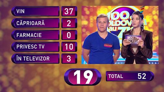 DĂ-I FOIALĂ vs HAI NOROC 23 octombrie 2021. Partea a 2-a