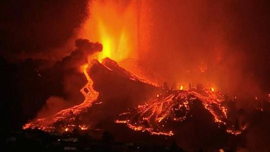 Извержение на острове Ла Пальма: уничтожено 1 500 домов