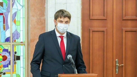 Андрей Спыну едет в Санкт-Петербург встретиться с главой