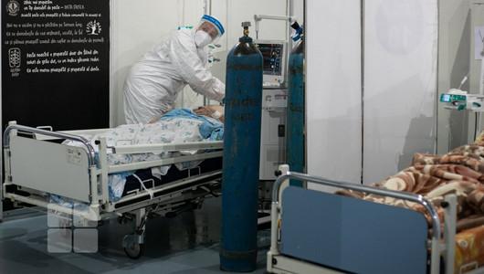 Chișinăul, aproape de o catastrofă epidemiologică! Toate paturile din ATI, pentru pacienții în stare extrem de gravă, deja ocupate