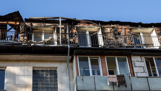 Incendiul de la Buiucani: Primăria Capitalei va acorda ajutor finaciar familiilor rămase pe drumuri
