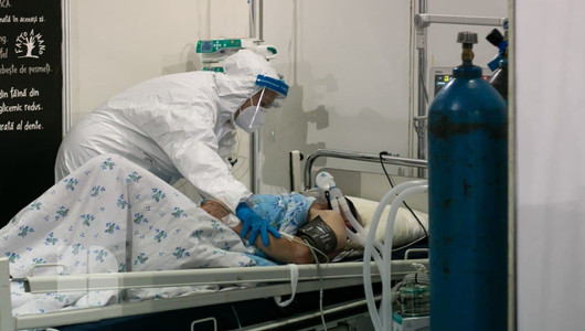 Criza sanitară din Moldova se adâncește. Numărul deceselor provocate de COVID-19 a crescut cu peste 27 la sută